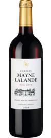 Château Mayne Lalande Réserve Listrac AC 2008