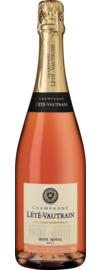 Champagne Lété-Vautrain Rosé Royal Brut, Champagne AC