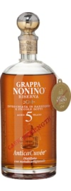 Grappa Nonino Antica Cuvée Riserva Cask Strength 5 years 0,70 L, 59,9 % Vol.