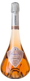 Champagne de Venoge Louis XV Rosé Brut, Champagne AC, Geschenketui 2006