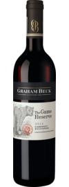 Graham Beck The Game Reserve Cabernet Sauvignon WO Stellenbosch 2014