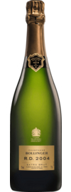 Champagne Bollinger R.D. Extra Brut, Champagne AC 2004