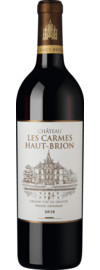 Château Les Carmes Haut-Brion Pessac-Léognan AOP 2018