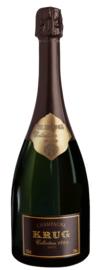 Champagne Krug Collection Brut, Champagne AC, Einzelholzkiste, Magnum 1989