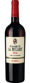 Domaine de La Bégude rouge Bandol AOP 2016