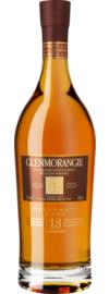 Glenmorangie 18 Years Extremely Rare Highland Single Malt Whisky, 0,7 L, 43% Vol.