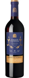 Marqués de Sandoval Gran Reserva Valencia DO 2014