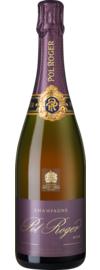 Champagne Pol Roger Rosé Brut, Champagne AC, Geschenketui 2012