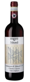 Vigna Doghessa Chianti Classico Chianti Classico DOCG, Etikett Mikis Theodorakis 2017