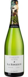 Champagne La Rogerie La Grande Vie Extra Brut, Blanc de Blancs, Champagne Grand CruAC