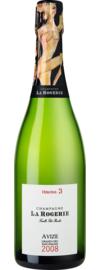 Champagne La Rogerie Heroïne Millésimé Extra Brut, Champagne Grand Cru AC 2008