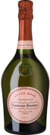 Champagne Laurent-Perrier Cuvée Rosé Brut, Champagne AC, Geschenketui
