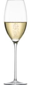 Enoteca Champagnerglas Zwiesel Glas Handmade, 6er Set
