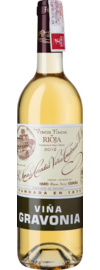 Viña Gravonia Rioja White Crianza Rioja DOCa 2012