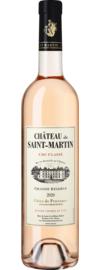 Château de Saint-Martin Grande Réserve Rosé Côtes de Provence AOP, Cru Classé 2020