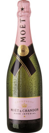 Champagne Moet & Chandon Imperial Rosé Brut, Champagne AC, Geschenketui