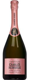 Champagne Charles Heidsieck Rosé Réserve Brut, Champagne AC, Geschenketui