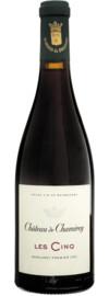 Les Cinq Mercurey Premier Cru Grand Vin de Bourgogne 2013