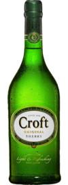 Croft Original Pale Cream Jerez/Xerez/Sherry DO, 17,5% Vol.