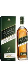 Johnnie Walker Green Label 15 YearsScotch Whisky 0,7 L, 43% Vol.