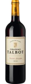 Château Talbot Saint-Julien AOP, 4ème Cru Classé 2018