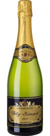 Champagne Féty-Simart Réserve Brut, Champagne AC