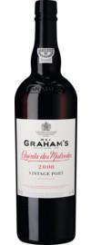 Graham's Quinta dos Malvedos Vintage Port Vinho do Port DOC, 20,0 % Vol., 0,75 L 2008
