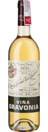 Viña Gravonia Rioja Blanco Crianza Rioja DOCa 2012
