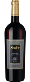 One Point Five Shafer Cabernet Sauvignon Napa Valley Stags Leap District 2017