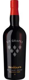 Graham's Six Grapes Port Vinho do Porto DOC, 0,75 L, 20 % Vol.