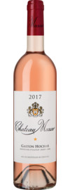 Chateau Musar Rosé Wine of Libanon Bekaa Valley 2017
