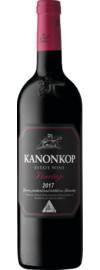 Kanonkop Pinotage Black Label 2015 WO Stellenbosch, Geschenketui 2017