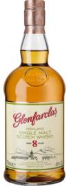 Glenfarclas 8 Years Single Malt Scoth Whisky Highland, Schottland, 0,7 L, 40% Vol., in Etui