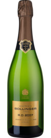 Champagne Bollinger R.D. Extra Brut, Champagne AC, Geschenketui 2007