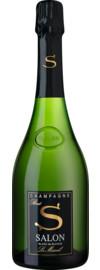 """Champagne Salon """"S"""" Blanc de Blancs Le Mesnil Champagne AC, Geschenketui 2007"""