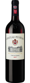 Château Peyreau Saint-Emilion Grand Cru AOP 2017