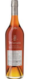 Cognac Delamain Millésime 1986 Cognac AOP, 40% Vol., 0,7L, Geschenketui 1986