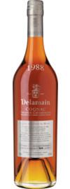 Cognac Delamain Millésime 1988 Cognac AOP, 40% Vol., 0,7L, Geschenketui 1988