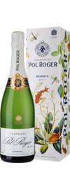 Champagne Pol Roger Réserve Ltd. Edition Pentland Brut, Champagne AC